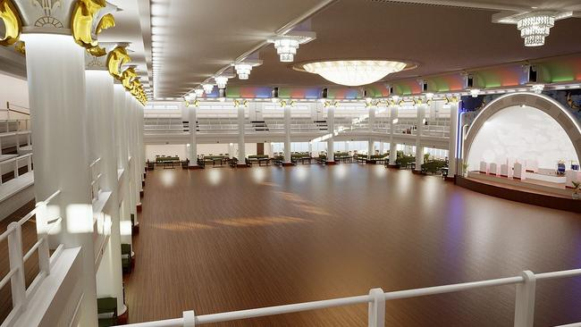 Cloudland Ballroom Brisbane Virtual Tour The Courier Mail