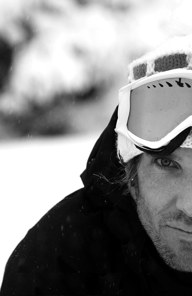 Stephan Skrobar made his life on the slopes.