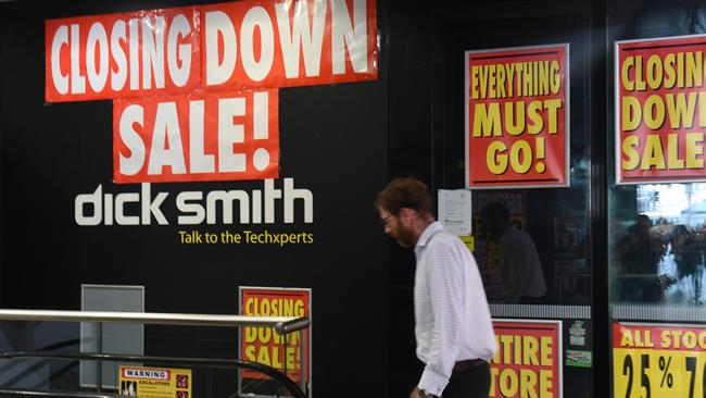 Dick smith store locations