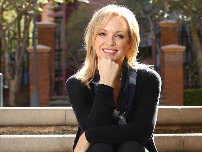 One of the nation's favourite Gold Logie winners ... Rebecca Gibney created Wanted with her husband Richard Bell. Picture Chris Pavlich