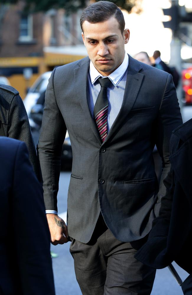 Blake Ferguson lost an appeal to have a conviction for indecent assault overturned.