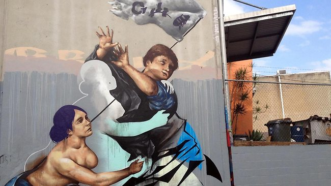 Brisbane. Picture: Fintan Magee / Facebook