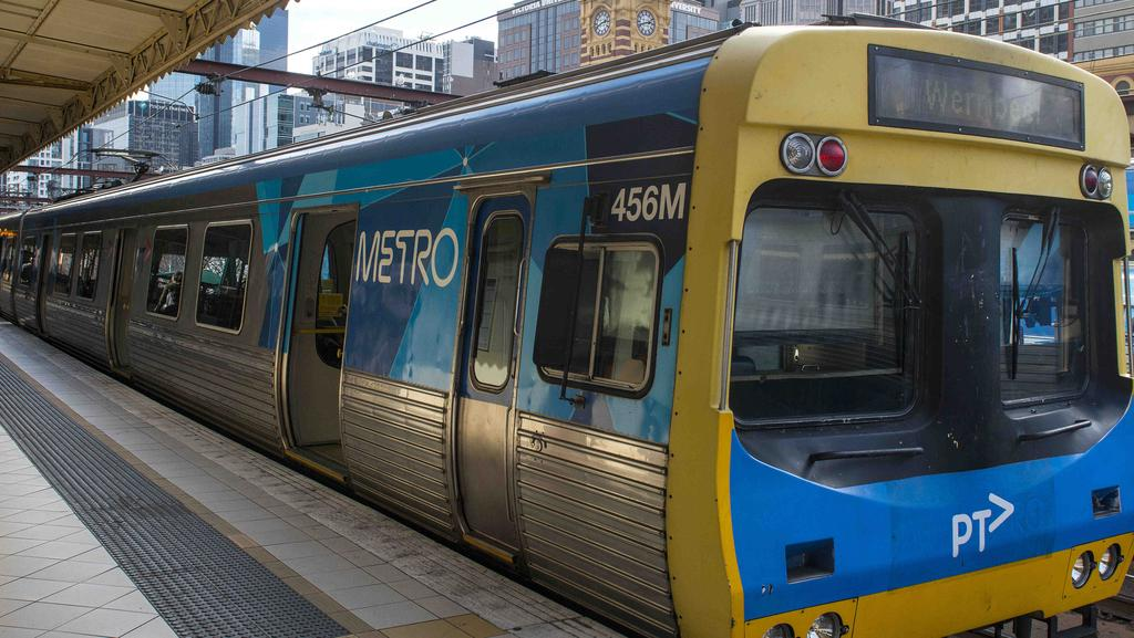 Metro was charged over the 2014 death of a teenager at a train platform. Picture: Eugene Hyland