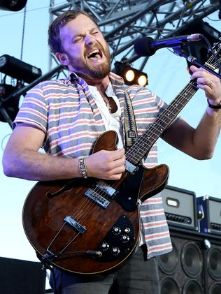 Kings of Leon aren't interested in appearing on Glee.