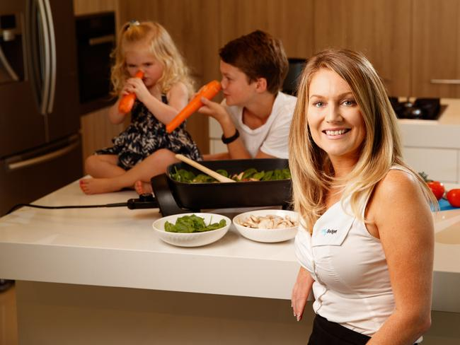 MyBudget's Tammy May says using leftovers for lunch can help you save money. Picture: Matt Turner