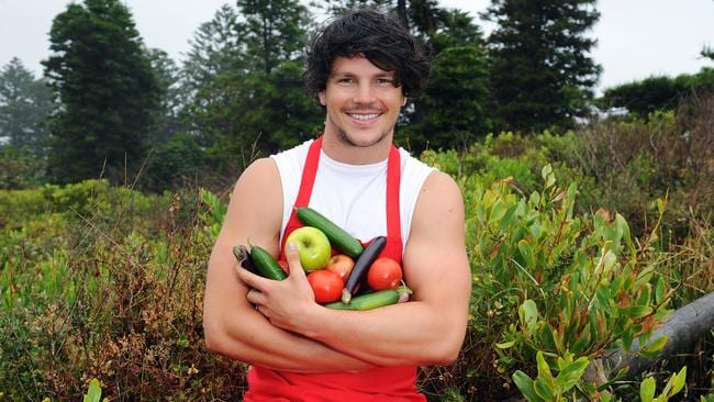 Culinary cutie ... MasterChef Australia 2013 finalist Dan Churchill is one of 30 vying for the Cleo Bachelor of the Year prize. Picture: Supplied