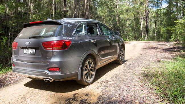 Sorento: Go and get it dirty