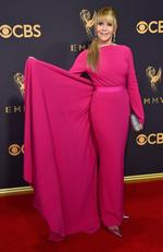 Jane Fonda attends the 69th Annual Primetime Emmy Awards at Microsoft Theater on September 17, 2017 in Los Angeles. Picture: Getty