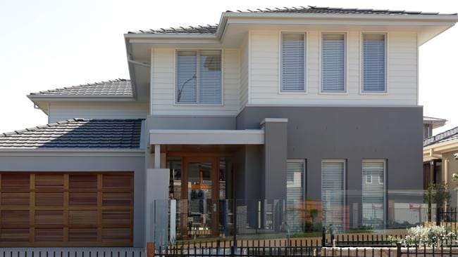 The 2080s are expected to make house prices today look super cheap. Picture: Supplied