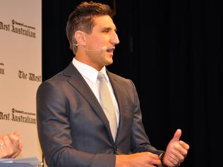 Pavlich still tight-lipped on future