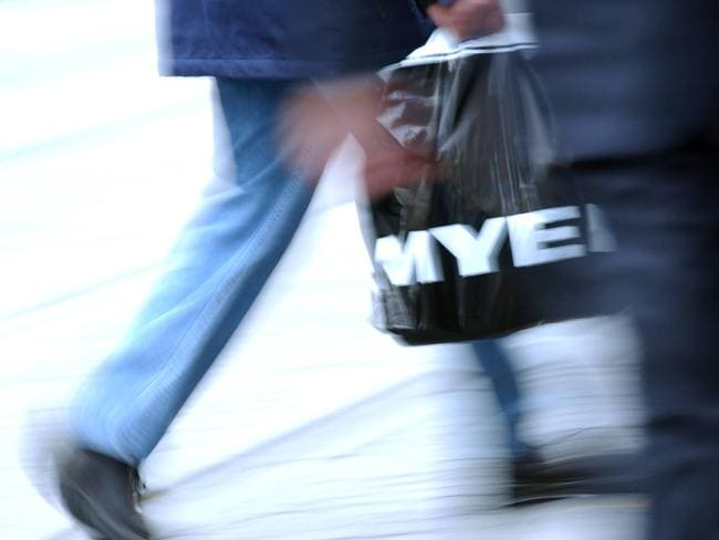 Myer was one of the major retailers force to recall products one month ago.