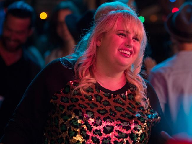 Rebel Wilson as Robin in a scene from comedy How To Be Single. Picture: Warner Bros