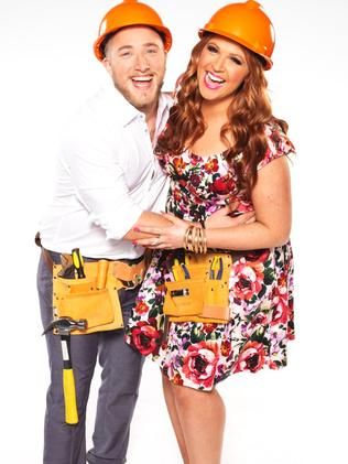 Andrew, 28, and Whitney, 28, of Melbourne, Victoria. Andrew is a form worker. Whitney is a beauty therapist.