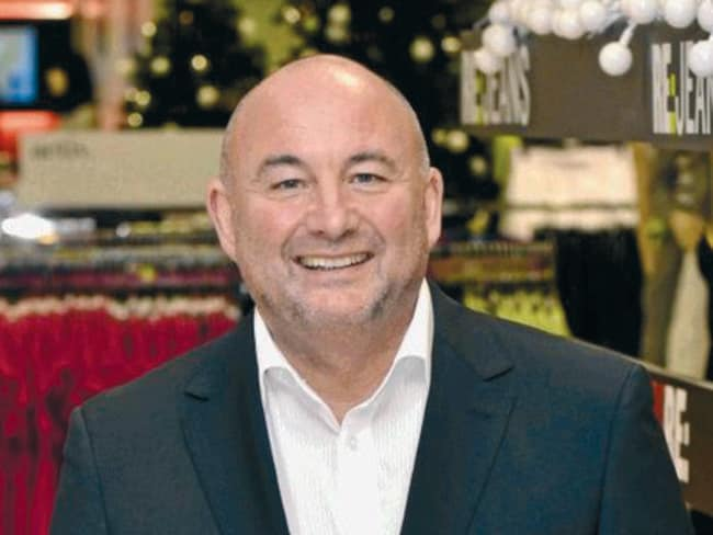 Woolworths South Africa boss Ian Moir used to run Country Road.