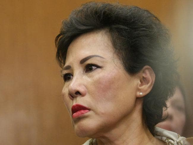 John Zahariev's cancer-stricken mother, Anne Ngo, was also in court. Picture: Supplied