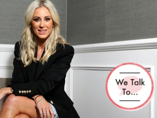 Roxy Jacenko says hard work, not smarts, gets you where you want to be in business. Photo: Supplied
