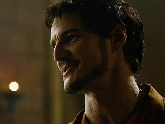Oberyn is not one to take anything lying down. What are we saying?