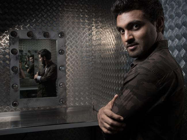 Nazeem Hussain is back on SBS with a second series of  <i>Legally Brown</i>. Picture: Supplied