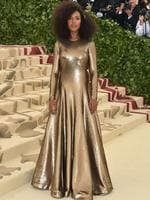 Kerry Washington attends the Heavenly Bodies: Fashion and The Catholic Imagination Costume Institute Gala at The Metropolitan Museum of Art on May 7, 2018 in New York City. Picture: Getty Images