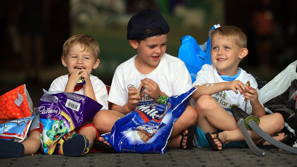 Bertie Beetle To Blinky Bill Bag Yourself A Bargain At The Sydney Royal Easter Show Showbag