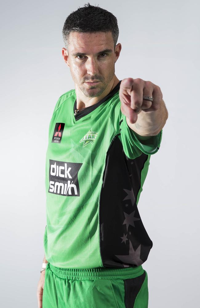 Kevin Pietersen is coming to a cricket ground near you.