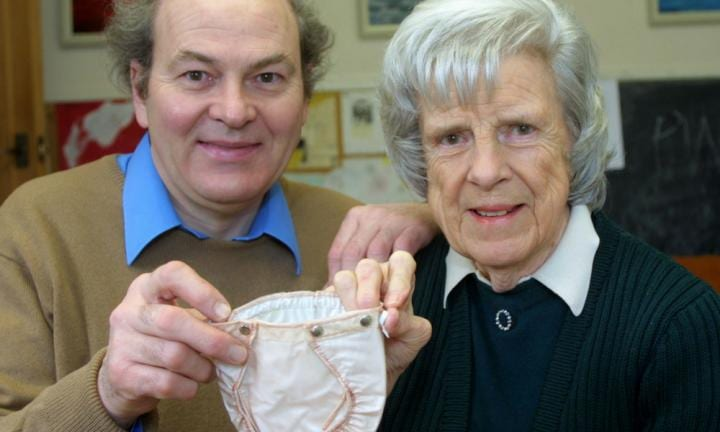Disposable nappy inventor, Valerie Hunter Gordon dies at 94