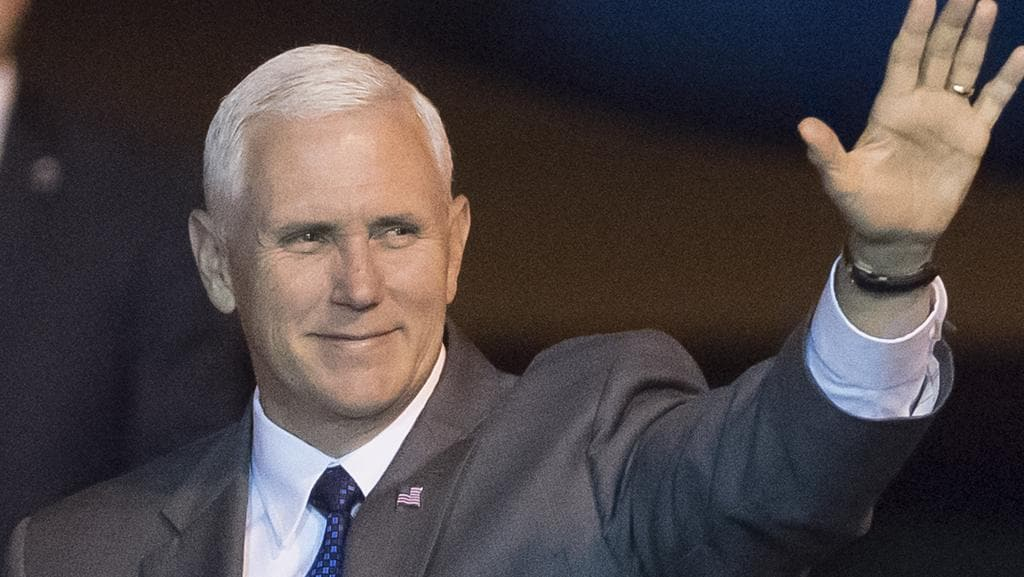 Observers believe Mike Pence will use his time in Sydney to smooth relations between Washington and Canberra following Donald Trump's outburst at Australia's planned asylum-seeker deal in January.