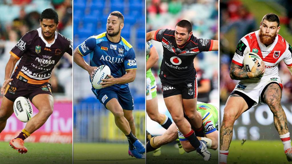 NRL contracts: Player movements, off-contract list for ...