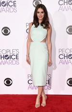 Community's Alison Brie attends the People's Choice Awards 2016. Picture: Jason Merritt/Getty Images/AFP