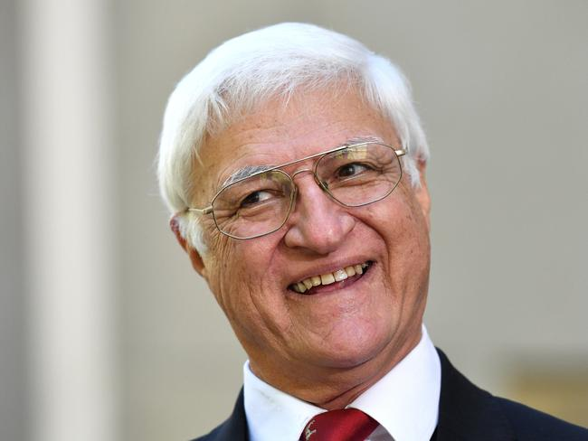 Independent Member for Kennedy Bob Katter doesn't mince his words.