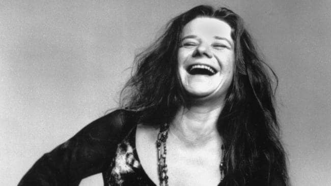 Singer Janis Joplin in the 1970s. AP Photo