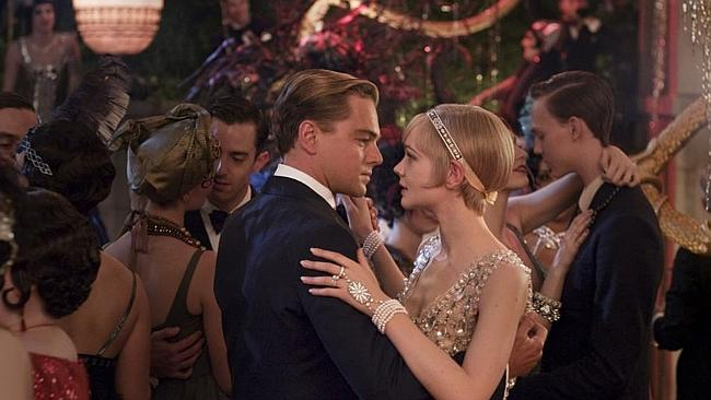 Baz Luhrmann's art deco masterpiec The Great Gatsby, with Leonardo DiCaprio and Carey Mulligan, was the highest grossing Australian film of 2013.