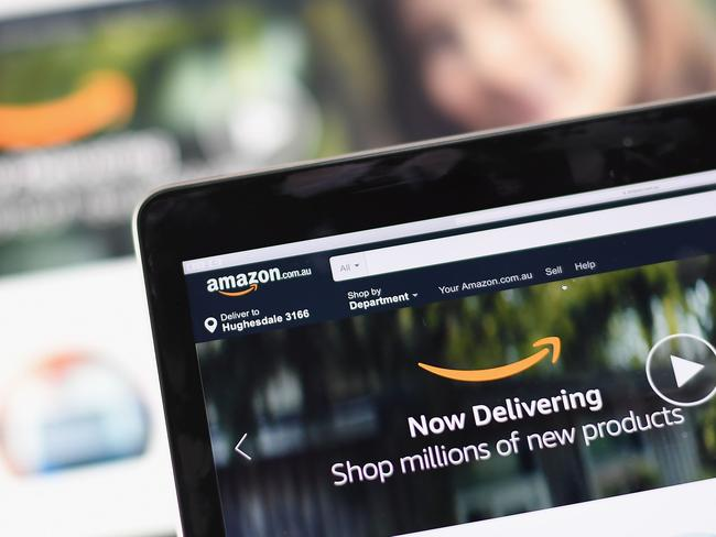 Amazon and other online services are fast becoming a standard in the retail industry (Photo by Quinn Rooney/Getty Images)