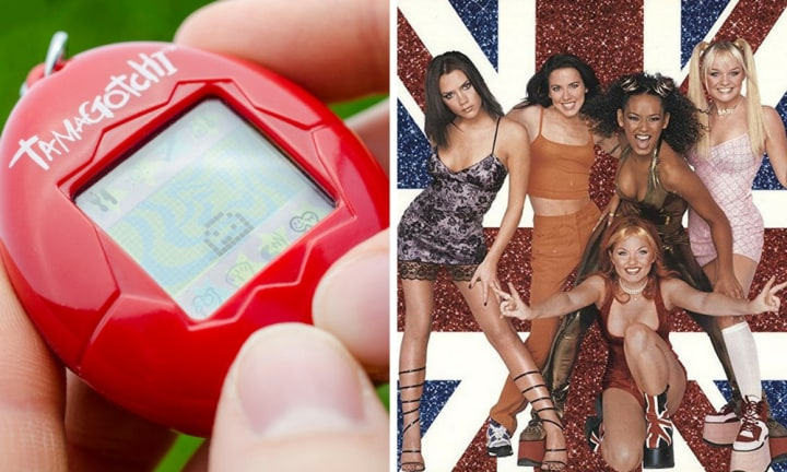 Flashback Friday: Things only people who lived in the 90s will understand