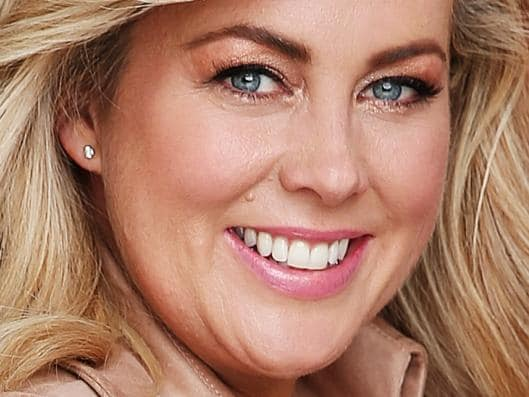 STRICTLY EMBARGOED SUNDAY JUL 02 TV GUIDE ONLY Sunrise host Samantha Armytage. Picture: Sam Ruttyn