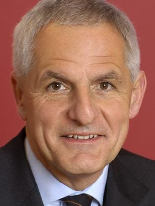 Leading researcher into the HIV virus ... Professor Joep Lange.