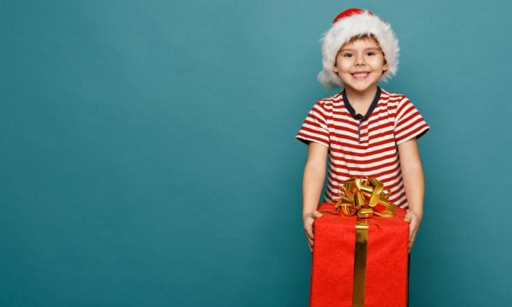 Why we're buying ONE big gift this Christmas