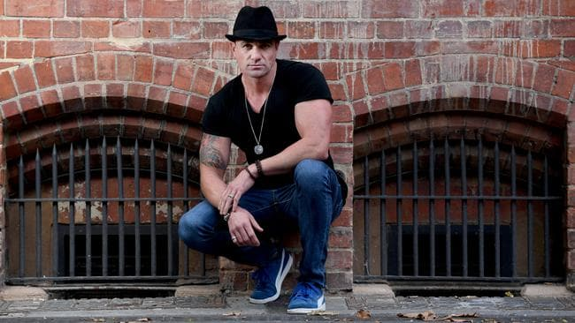 Singer Shannon Noll is now focusing on performing for his fans. Picture: Naomi Jellicoe