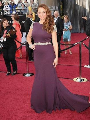 Actress Maya Rudolph arrives at the 84th Annual Academy Awards on February 26, 2012. Picture: Jason Merritt/Getty Images