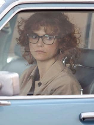 Fictional Soviet moles ... Keri Russell starred in The Americans TV series.