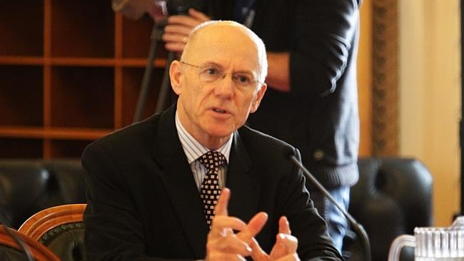 Dr Ken Levy, chairman of the CMC..