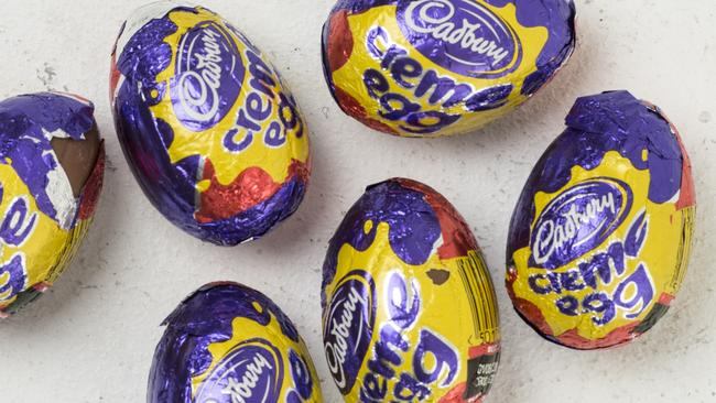 Portion control is key when it comes to avoiding Easter weight gain.