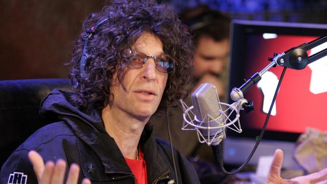 Trump was a regular on Howard Stern's radio show during the 1990s and early 2000s.