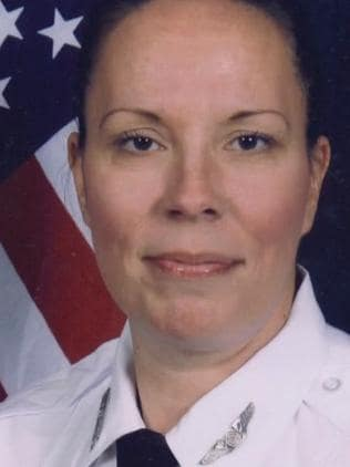 Lisa is now a deputy sheriff. Picture: Fox 13