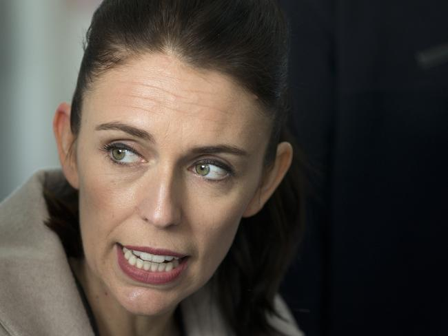 Jacinda Ardern became an MP at 28 and is only 37 now. Picture: AP Photo/Mark Baker, File.
