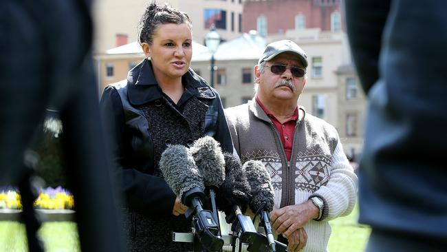 No problem ... Jacqui Lambie denies she has a problem with Muslims. Picture: Sam Rosewarne/News Corp.