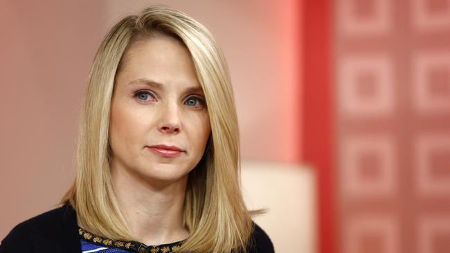 The latest news has made Yahoo CEO Marissa Mayer's job even tougher. Picture: Peter Kramer.