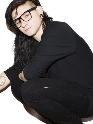 Tangible asset ... Skrillex put out Recess on cassette. Picture: Supplied