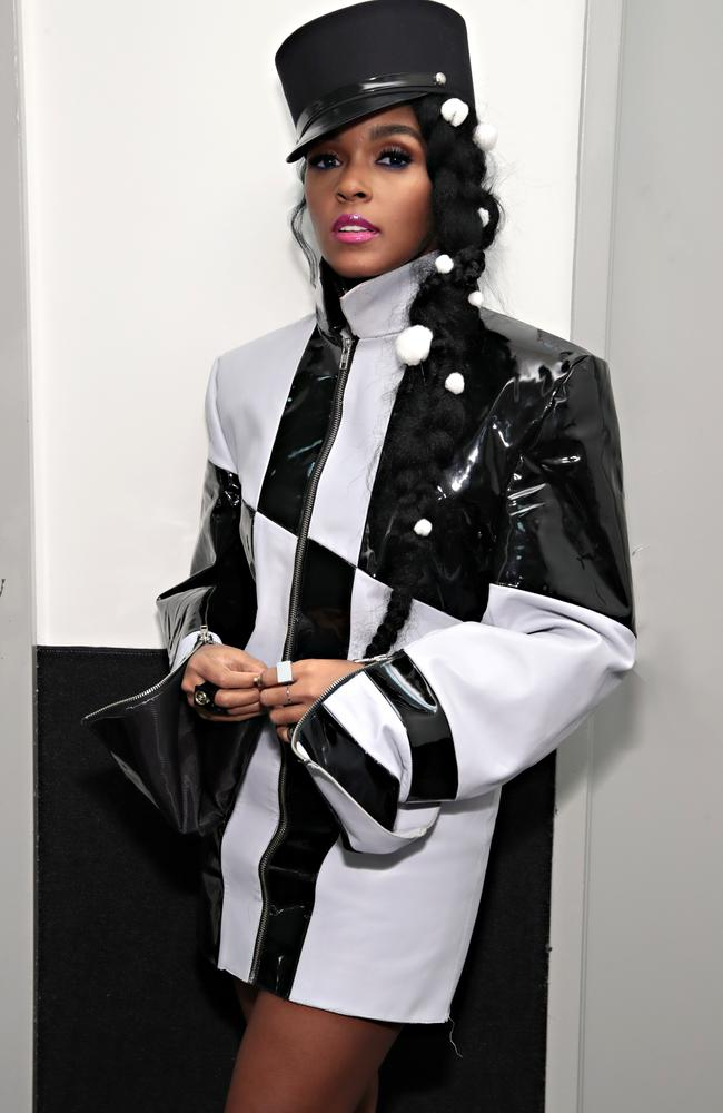 Janelle Monae at has opened up about her sexuality. Picture: Cindy Ord/Getty Images for Atlantic Records