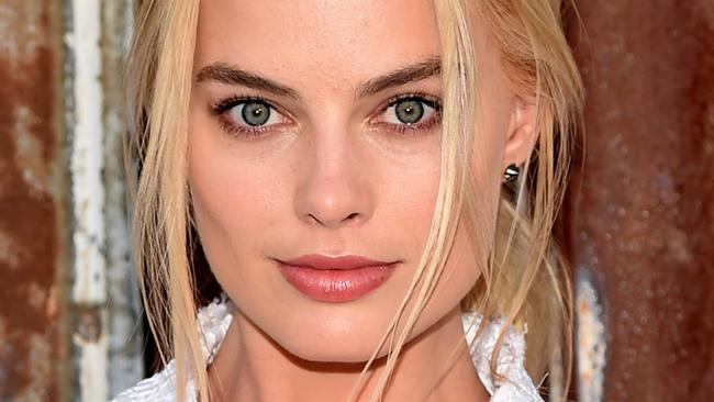 What Is Margot Robbie Natural Hair Color
